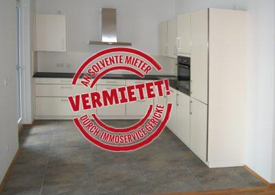 Vermietet: Luxuriöse 3 Zi. Wohnung in Moosach  – Neubau-Erstbezug // SG-211