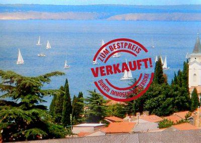 Verkauft: Ferienwohnung mit guter Ausstattung in Kroatien