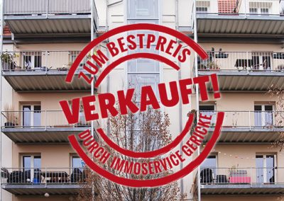Verkauft: Reizvolle 2-Zi.-Altbauwohnung mit großzügigem Balkon in Maxvorstadt // SG-219-5