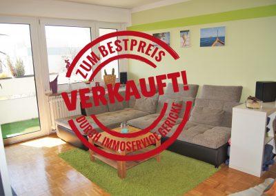 Verkauft: Gut geschnittene, renovierte 3 Zimmer Wohnung im grünen Moosach // SG-233