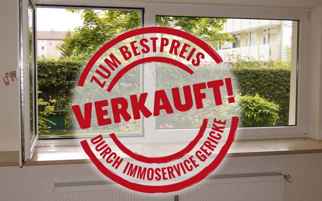 Verkauft: Kleines 2-Zimmer Schmuckkästchen in München Moosach in Erbpacht