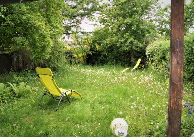 Ruhig gelegene Doppelhaushälfte mit großem Garten in München Aubing