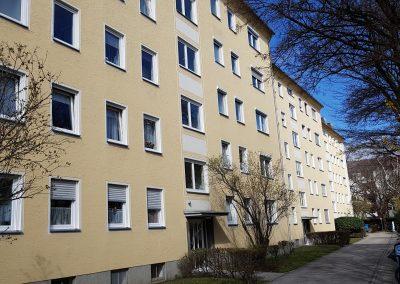Zu verkaufen: Gut geschnittene, 3-Zimmer-Wohnung in München-Milbertshofen