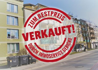 Verkauft: 5 Garagenstellplätze in München – Milbertshofen