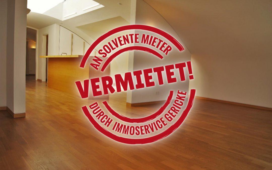 Vermietet: Exklusive Dachgeschoss Wohnung mit Loft-Charakter